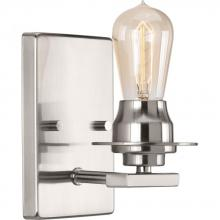 Progress P300008-009 - 1-Lt. Brushed Nickel Wall Sconce