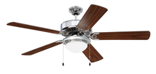 "Craftmade CES209CH - Pro Energy Star 209 52"" Ceiling Fan in Chrome (Blades Sold Separately)"