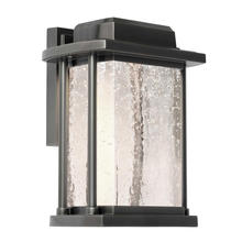 Artcraft AC9120SL - Addison 1 Light AC9120SL Silver Leaf Outdoor Light