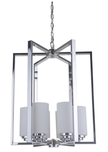 Craftmade 39736-CH - Albany 6 Light Foyer in Chrome