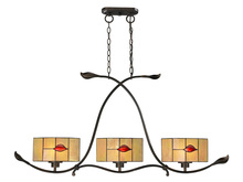 Dale Tiffany TH12451 - Fixtures/ Island