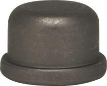 "Satco Products Inc. 80/1519 - 1/2"" Finial-Zinc Die Cast 1/4-30"