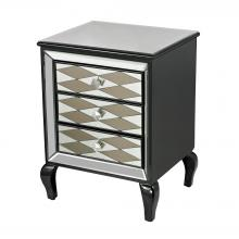 Sterling Industries 114-148 - Black Diamond Chest
