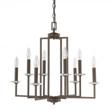 Capital 4817BB - 8 Light Chandelier